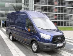Ford Transit spředním pohonem(FWD), kategorie N1 (3,5 t)