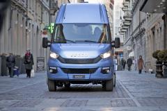 Minibus nabízí komfortní cestování