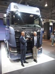 Scania S 730 A4 x 2 NB