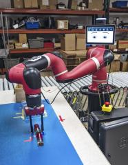 Spolupracující robot