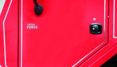 Doobchodní řady vozidel TATRA FORCE patří rovněž tzv. civilní aplikace, například záchranářská vozidla.