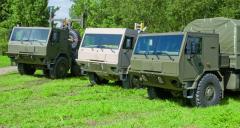 Snovou kabinou nabízí modely vozidel obchodní řady Tatra Force vyšší přidanou hodnotu.