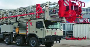 Vozidla obchodní řady Tatra Force jsou velmi oceňovaná nejen vsegmentu těch speciálních, ale též vcivilním sektoru těžařství a dobývání surovin či  jako záchranářská a hasičská vozidla.