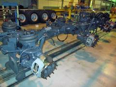 Kotoučové brzdy jsou osazovány navšechny typy podvozků vybraných modelů všech tří klíčových obchodních řad.