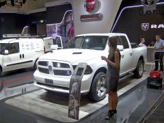 Fiat Professional prezentoval mj. i pick-up RAM 1500