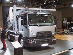 Renault Trucks D Wide 4x2 vúpravě pro přepravu vozidel