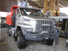 Jednostranný sklápěč GAZ – Ural