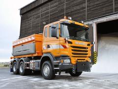 Scania G 410 6x6