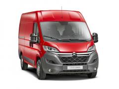 Citroën Jumper i Peugeot Boxer dostaly motory Euro 6