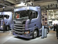 Scania S Series se stala nositelem prestižního titulu Nákladní vůz roku 2017 (Truck of the Year)