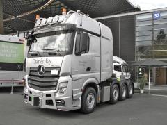 MB Actros SLT, tahač pro nadměrnou silniční přepravu