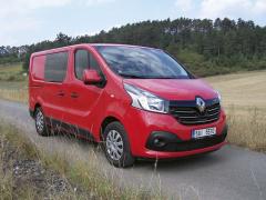 Renault Trafic Combi Van 1.6 dCi Energy 125