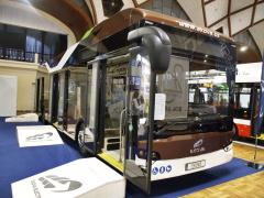 Autobus společnosti Ekova Electric
