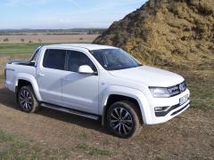 Nový VW Amarok 3.0 TDI V6 už vstoupil na český trh