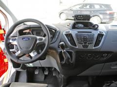Umístění radiostanice ve vozidle si určí zákazník
