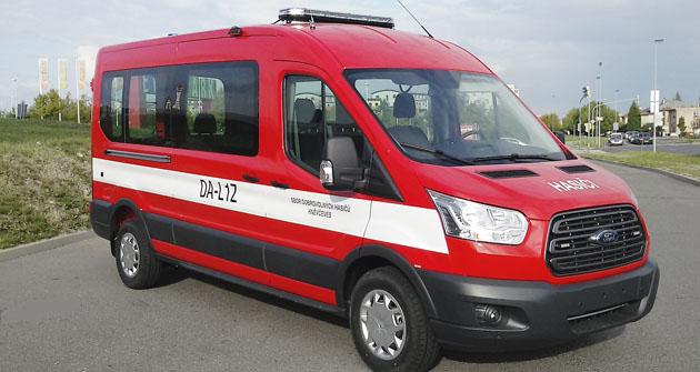 Ford Transit Kombi EcoBlue 2.0 TDCi 350 L3H2 vúpravě DA-L1Z
