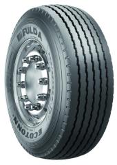 Popri vyššej nosnosti pneumatiky 385/65R22.5 Ecotonn 2 HL so záťažovým indexom 164km / 158L charakterizuje tiež označenie M + S, potvrdzujúce, že sú vhodné na prevádzku v zimných podmienkach.