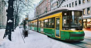 Tramvaj ForCity Smart Arctic
