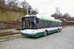 Trolejbus Škoda 26 Tr s baterií