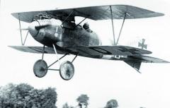 Známé stíhačky Albatros II aIII vyráběné vlicenci vRakousku byly osazeny motory Hiero.