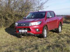 Toyota Hilux 2.4 D-4D Double Cab Active