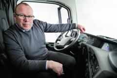 """""""Navrhnutím nového infosystému sme vodičom čo najviac uľahčili navigáciu aj prácu nazákazkách,"""" hovorí Anders Edenholm."""