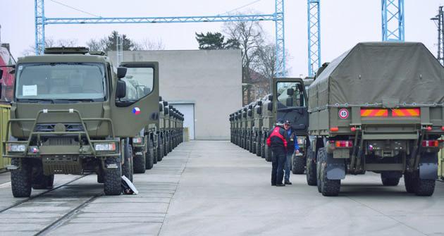 Obchodní řada vozidel Tatra Tactic je jednou zvelmi úspěšných konstrukcí vposledních dvaceti letech historie kopřivnické automobilky.