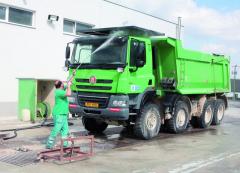 Dokonalá očista vozidel popráci je vKaznějově samozřejmostí. Tak jak se ovozidla staráš, tak ti potom také slouží.