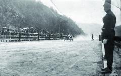 Vcíli závodu Terst – Opčina 1911.