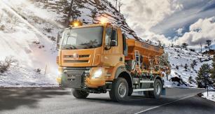 Tatra Phoenix EU6 vkonfiguraci 4x4