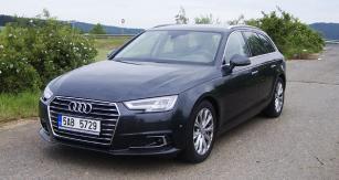 Audi A4 Avanat Design 2.0 TDI