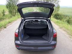 audi-Základní objem zavazadlového prostoru pod roletkou je 505 litrů