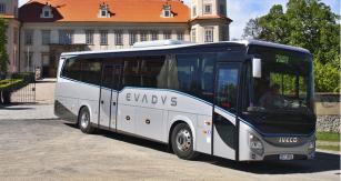 Univerzální autobus Iveco Evadys
