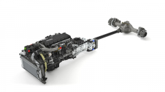 """Celý hnací řetězec prošel úpravami. Optimalizovány byly motory, nová je převodovka TraXon, novou """"architekturu"""" má i zadní hnaná náprava"""