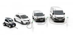 Renault vyrábí čtyři plně elektrické modely, ztoho dvě LUV