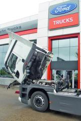 Ford Trucks je značka, se kterou bude muset evropský zákazník, ale též konkurence, začít velice rychle počítat.