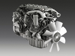 Nové pětiválcové motory Euro 6 rozšířily nabídku