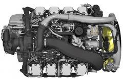 Pro velmi těžkou dopravu jsou připraveny motory Scania V8