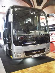 Od října 2017 vyhovují všechny nové autobusy MAN Lion's City zvýšeným požadavkům na pevnost nástavby při převrácení