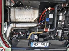 Základem hybridního pohonu je motor Tector 7 Euro 6