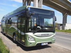 Autobus Iveco Urbanway hybrid je ideální pro městský provoz