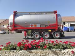 Cisternový výměnný kontejner