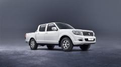 Peugeot Pick-up Double Cab vzákladní výbavě