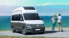 projekt California dostane odletošního podzimu nový přírůstek vpodobě modelu XXL stavěného nazákladě dodávkových vozidel VW Crafter.
