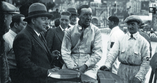 Vroce 1930 zvítězil René Dreyfus jako soukromník vGrand Prix Monaco, když pobil celý tovární tým Bugatti včele sWilliamsem aChironem.