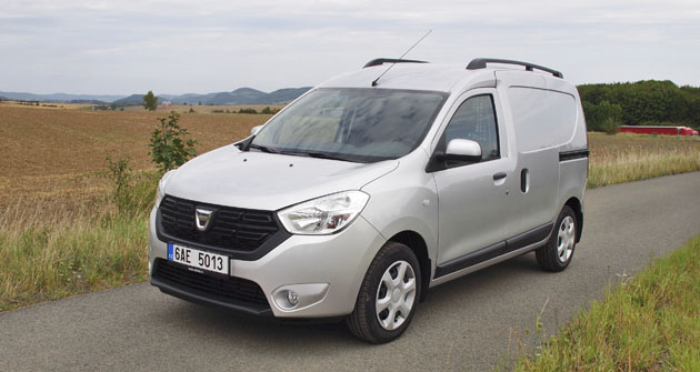 Dacia Dokker van 1,5 dCi 66 kW