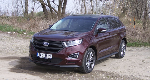 Ford Edge 2.0 TDCI Bi-Turbo AWD Sport