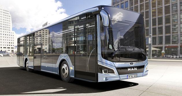 Nový design autobusu MAN Lion's Coach