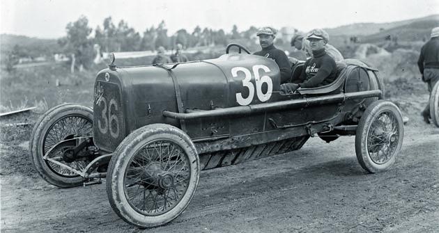Ugo Sivocci zavolantem Alfa Romeo 20/30 ES  Sport (L4, 4,25l, 67 kpři 2600 min-1, 130 km/h),  sníž dosáhl naTarga Florio 1922 deváté místo.  Antonio Ascari byl se stejným vozem čtvrtý.