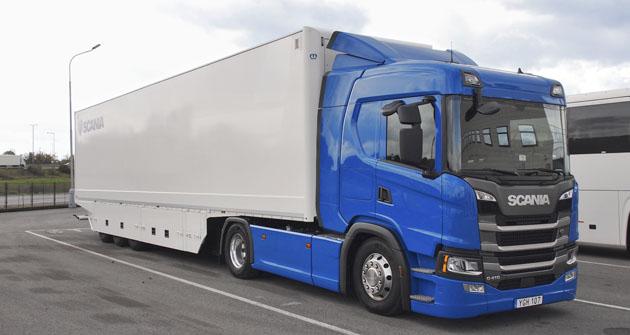 Nová Scania G410